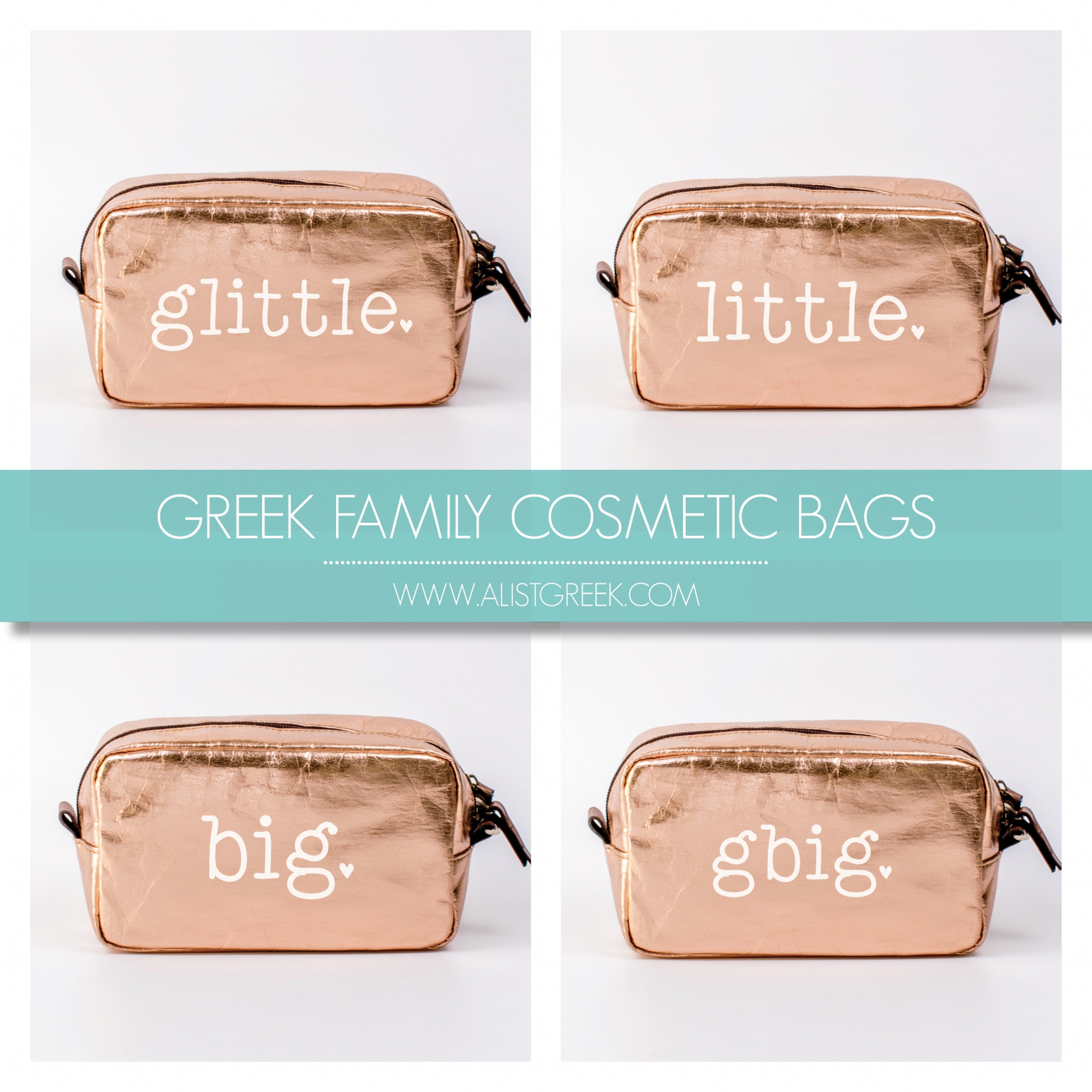 Greek Family Cosmetic Bags from www.alistgreek.com
