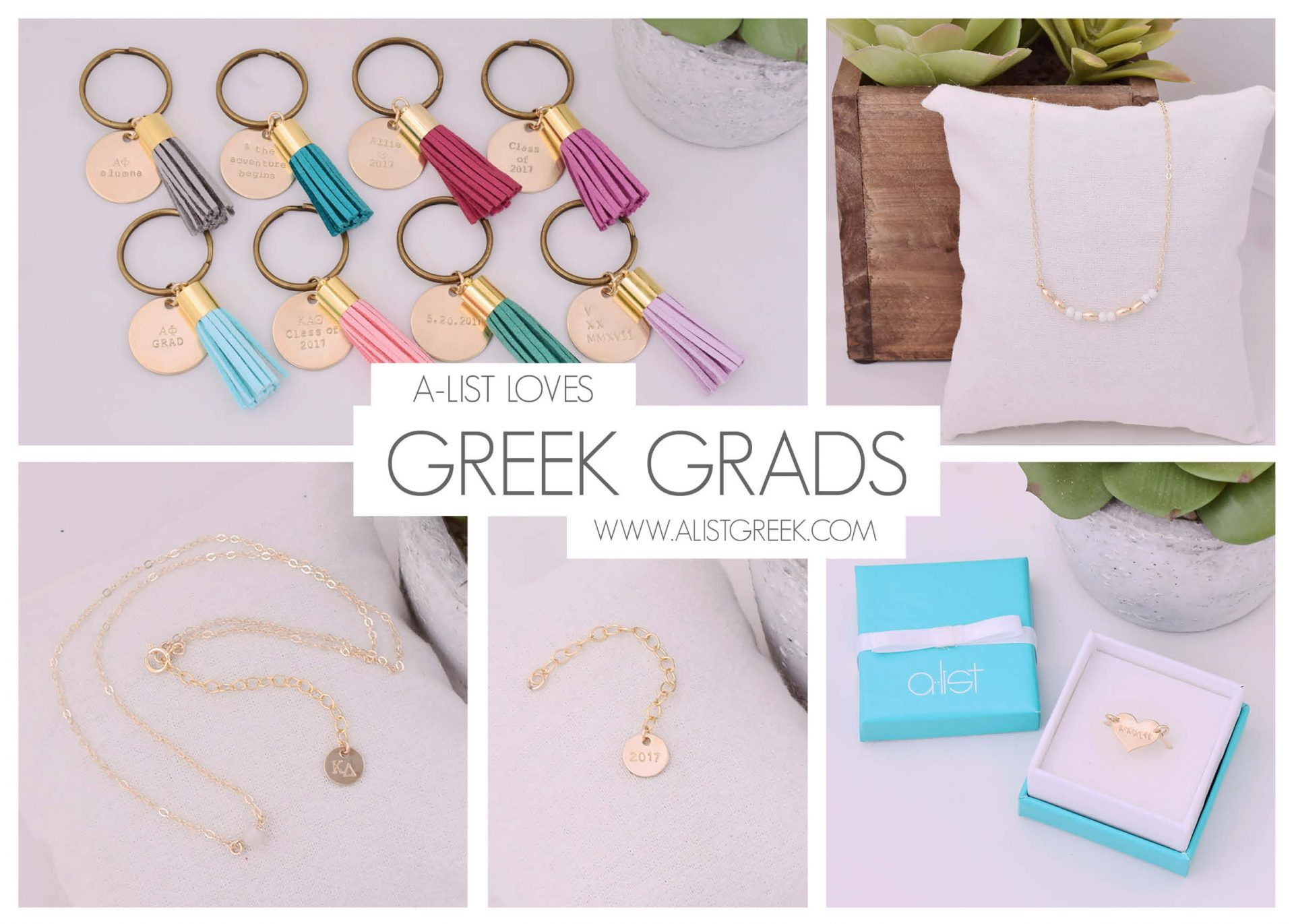 Alist Loves Greek Grads Grad Collection