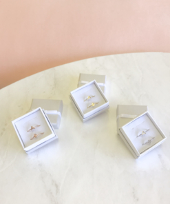 Alpha Phi Stack Ring Sets