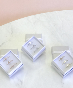 Kappa Alpha Theta Stack Ring Sets
