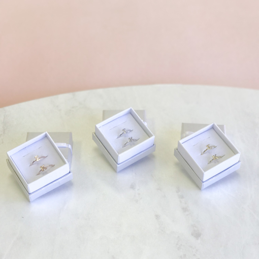 Sigma Kappa Stack Ring Sets