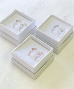 Delta Zeta Stack Ring Sets(1)