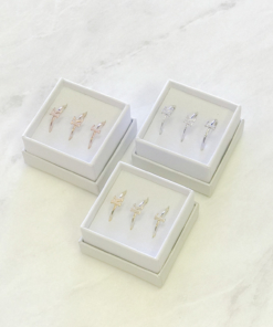 Kappa Kappa Gamma Stack Ring Sets(1)