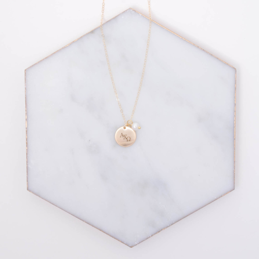 Pearl-Drop-Necklace-Gold-alpha-chi-omega