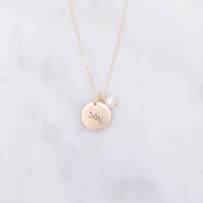 Pearl-Drop-Necklace-Gold-delta-phi-epsilon-2