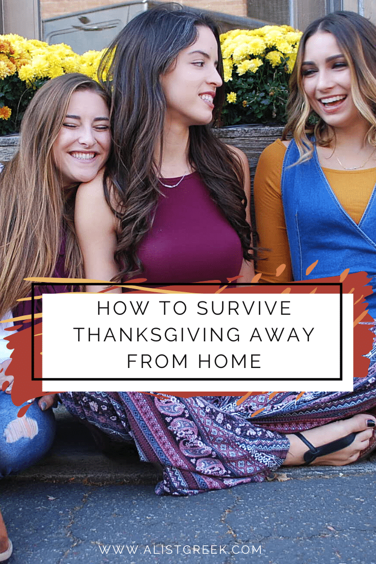 How to survive thanksgiving Blog Feature Image