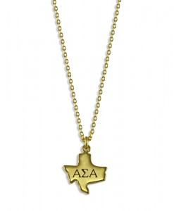 ASA-Sorority-Texas-State-Necklace-Gold