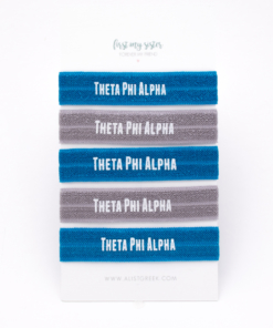 Theta-Phi-Alpha-Sorority Hair Tie Set-26
