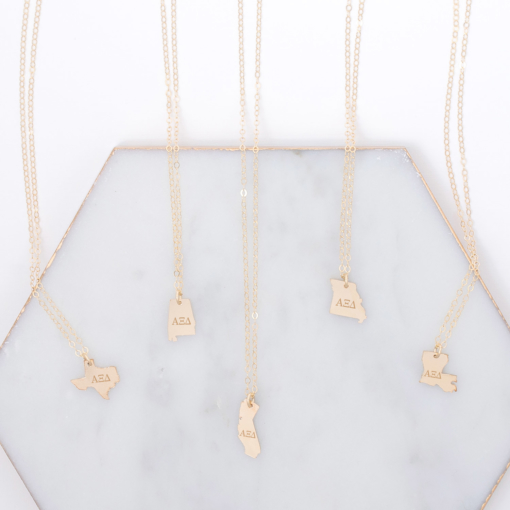 alpha-xi-delta-state-necklace-gold-compilation-on-marble