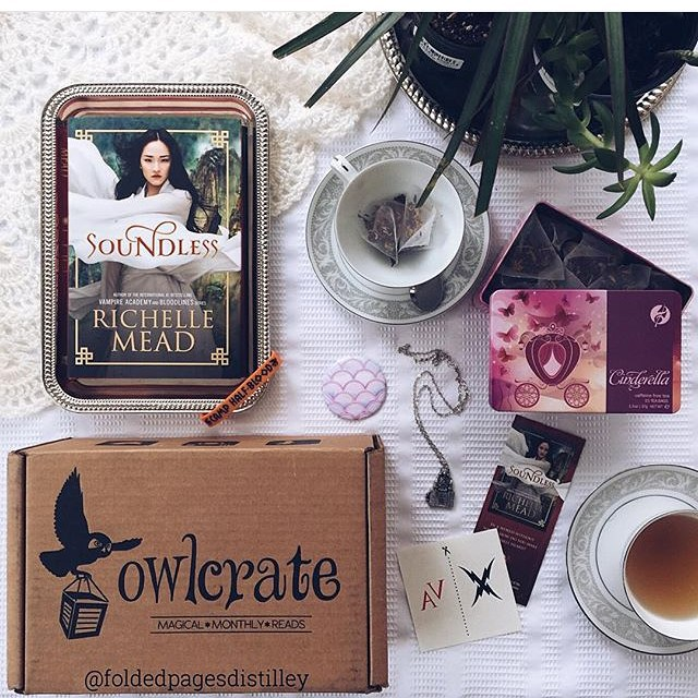 Photo Credit: OwlCrate