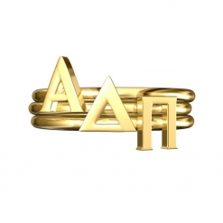 ADPi-Sorority-Stack-Rings-Gold-Square