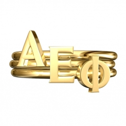 AEPhi-Sorority-Stack-Rings-Gold