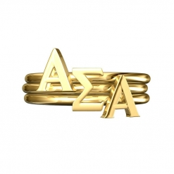 ASA-Sorority-Stack-Rings-Square-Gold
