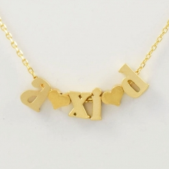 AXID-Sorority-AKA-Necklace-Gold-Close