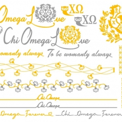 Chi-Omega-Sorority-Flash-Tattoos