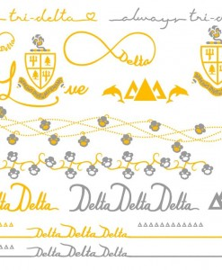 Delta-Delta-Delta-Sorority-Flash-Tattoos