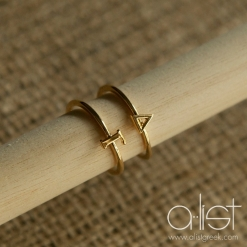 Delta-Gamma-Sorority-Stack-Rings-Gold-On-Dowel