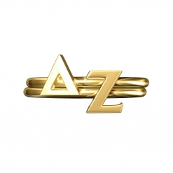 Delta-Zeta-Sorority-Stack-Rings-Gold-Square