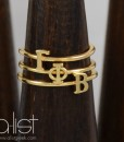 Gamma-Phi-Sorority-Stack-Rings-Gold-on-Wood