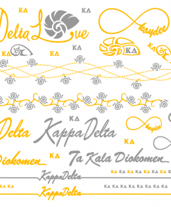 Kappa-Delta-Sorority-Flash-Tattoos