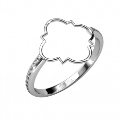 Phi-Mu-Quatrefoil-Ring-Perspective-Silver