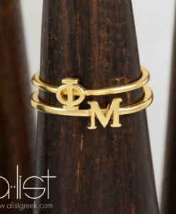 Phi-Mu-Stack-Rings-Gold-on-Wood