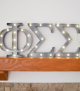 Phi-Sigma-Sigma-Marquee-Lights