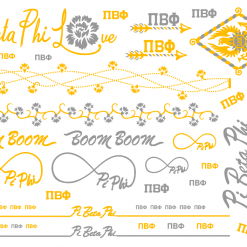 Pi-Beta-Phi-Sorority-Flash-Tattoos
