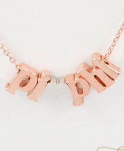 Pi-Phi-Sorority-AKA-Necklace-Rose-Gold-Close