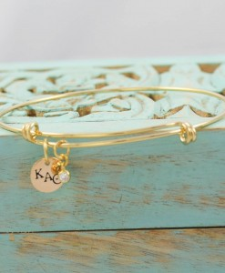 Sorority-Single-Coin-CZ-Bangle-Theta-on-Box