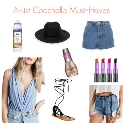 Coachella Must Haves