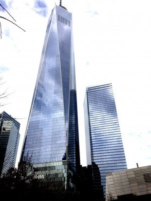 NY Blog-Freedom Tower