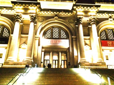 NY Blog-The Met