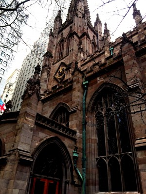 NY Blog Trinity Church