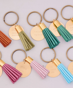 Sorority Keychains