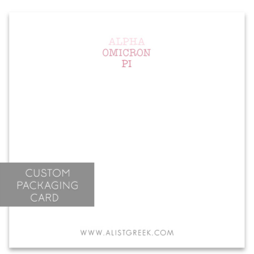 Custom-Packaging-Card-Alpha-Omicron-Pi-Pink-Ombre-Packaging-Card