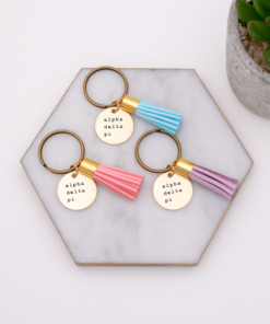 alpha-delta-pi-group-order-keychain-turquoise-blush-and-lavender