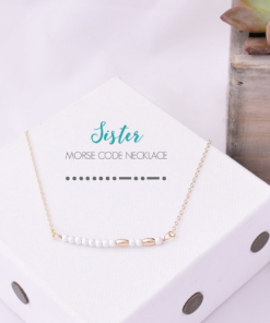 sister-morse-code-stardust-bead-necklace