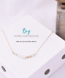 silver-gold-stardust-morse-code-big-necklace-decorder
