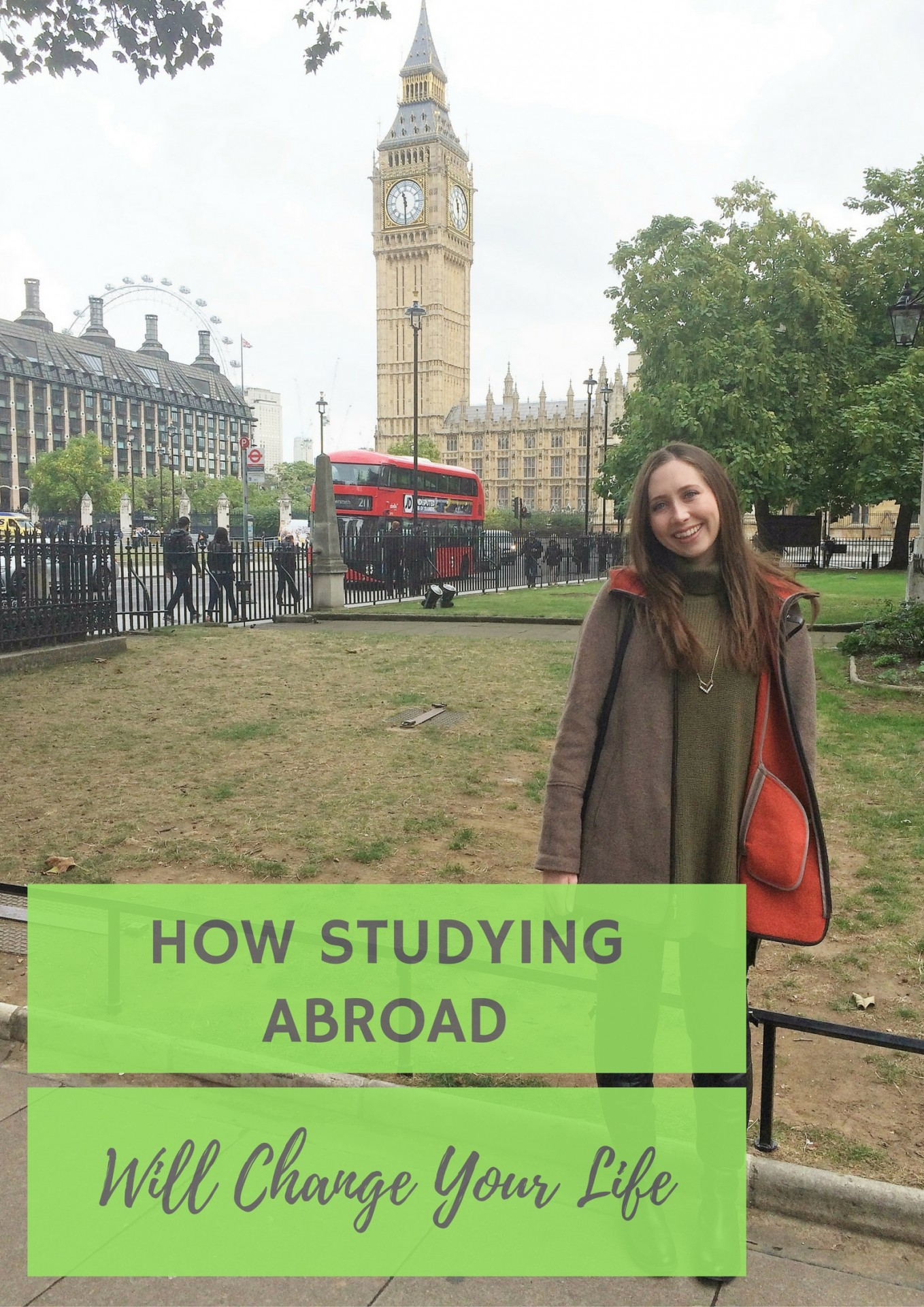 Studying Abroad College Lessons