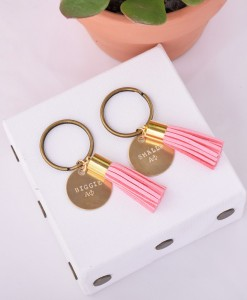 biggie-smalls-tassel-keychain-set-blush