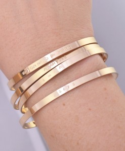 Sorority Cuff Bracelet by www.alistgreek.com