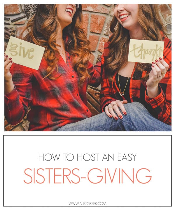 Sisters-giving Feature Image