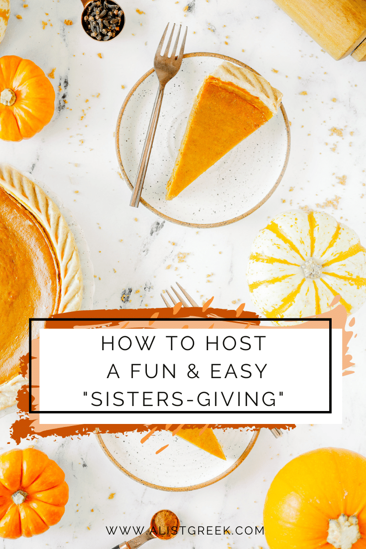 How to Host a Sistersgiving Blog Feature Image
