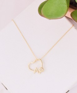 gold-alpha-phi-take-heart-necklace-on-canvas