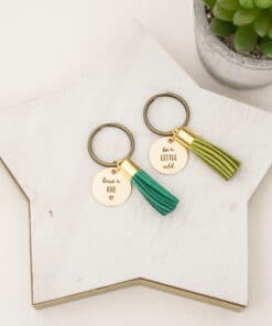 have-a-big-heart-be-a-little-wild-new-engraved-tassel-keychain-blank-52