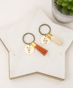 have-a-big-heart-be-a-little-wild-new-engraved-tassel-keychain-blank-53