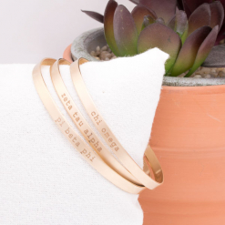 sorority cuff gold-4