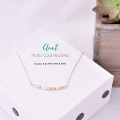 gold-silver-stardust-morse-code-aunt-necklace