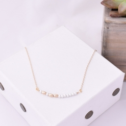 new-gold-silver-stardust-morse-code-aphi-aka-necklace
